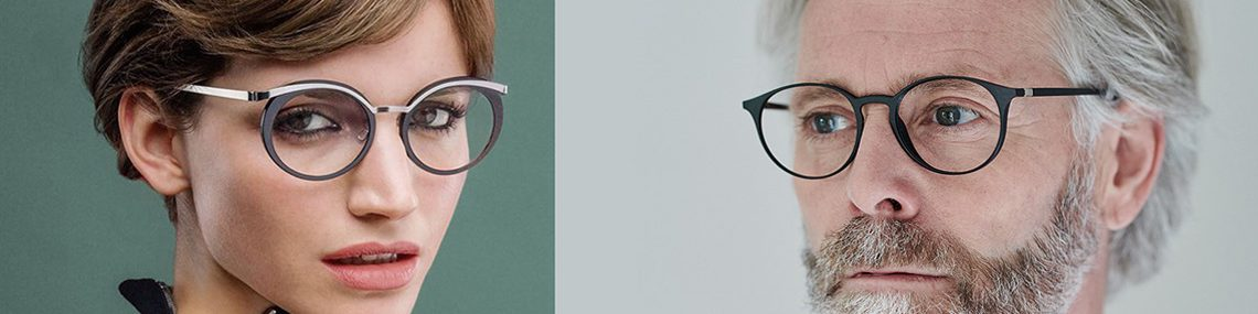 damen und herrenbrillen